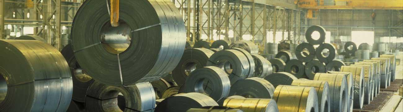 کارگاه تولید ورق آهنی و گالوانیزه